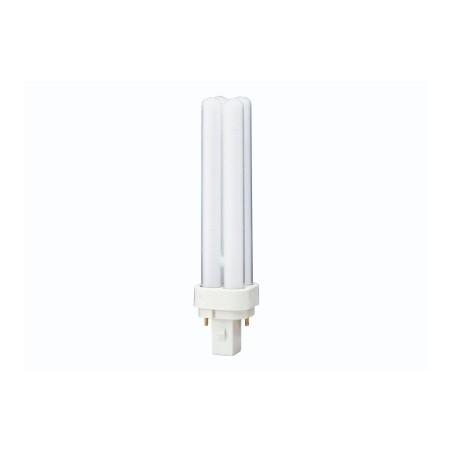 Lâmpada Panasonic  PLC 18W - 2 Pinos - 2700