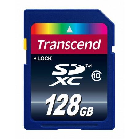 Cartão Transcend SDXC 128...