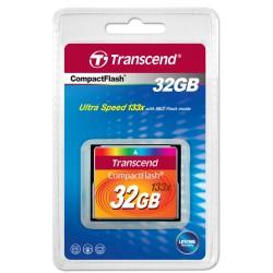 Cartão Transcend SDHC 32 Gb - class 10