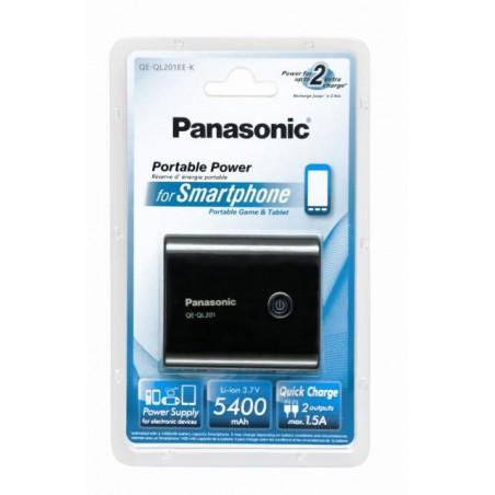 Bateria Portatil Panasonic 5400mAh