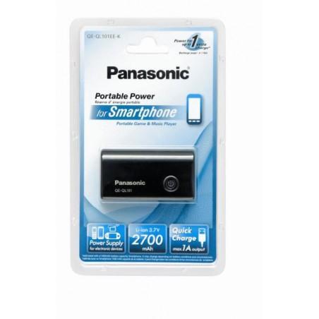 Bateria Portatil Panasonic 2700mAh