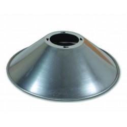 Campânula Flat de Alumínio - 120º