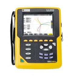 Analisador de redes CA8333 + MA193