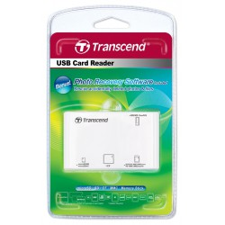 Leitor de cartões e flash USB Transcend USB 2.0 RDP5K