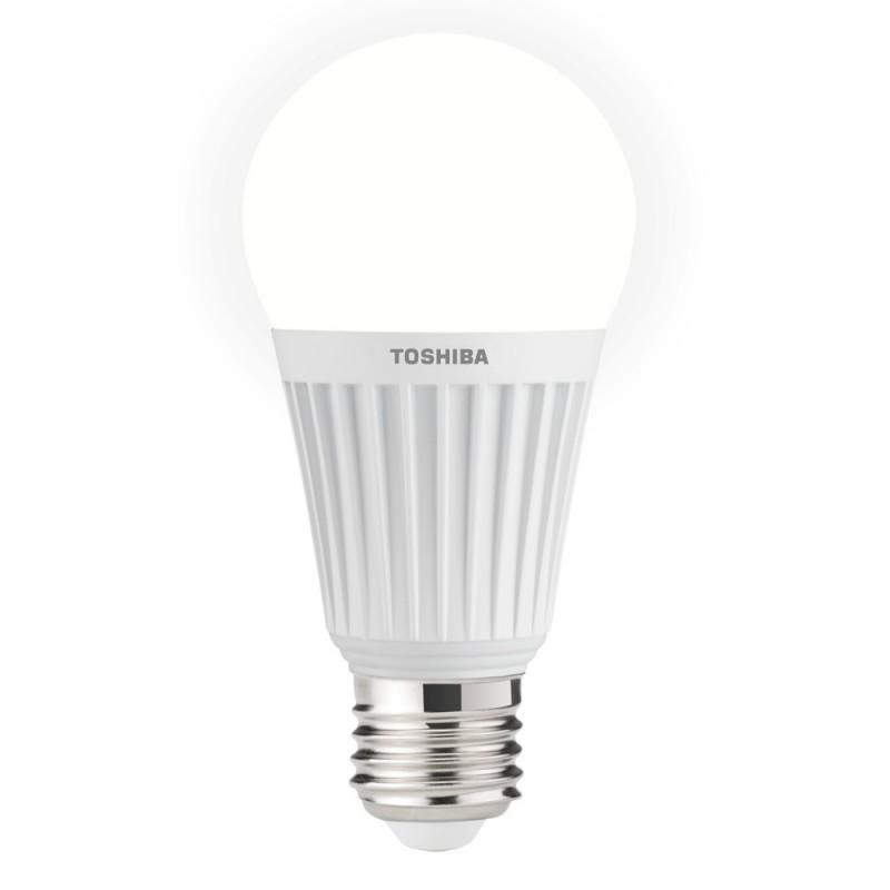 Lâmpada Toshiba LED E-CORE 13W - E27 - 2700k - 240º