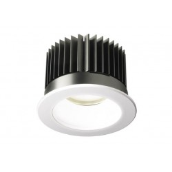 Lâmpada Toshiba E-Core LED Downlight 1100/1600 - 18W - 3000k - 72º