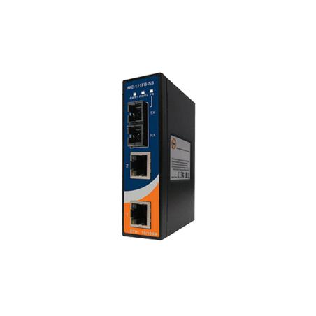 Conversor de Ethernet para Fibra Oring IMC-121FB