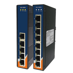 Switch Ethernet 8 portas 10/100Base-T(X) Oring IES-1080A