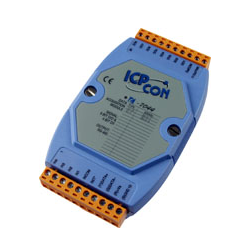 ICP DAS I-7044 - Serial Remote I/O