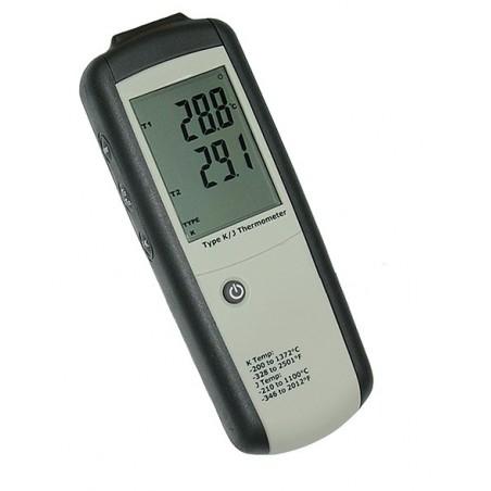 Termómetro tipo K - Kaise- ST3630