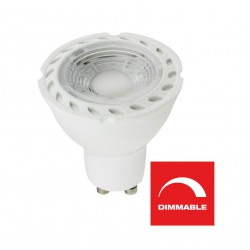 KAISE LED SPOT DIMMABLE 6W - GU10 - 4000K - 36º