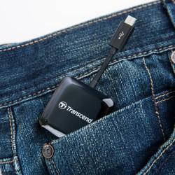Leitor de cartões Transcend 16 em 1 USB 2.0 - RDP9K