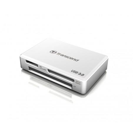 Leitor de cartões Transcend USB 3.0 - RDF8W
