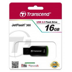 Pen drive Transcend JetFlash 360 - 16 Gb