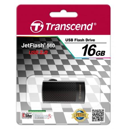 Pen drive Transcend JetFlash 560 - 16 Gb