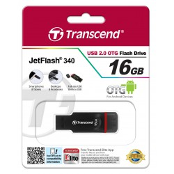 Pen drive Transcend JetFlash 340 - 16 Gb