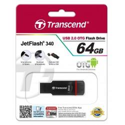 Pen drive Transcend JetFlash 340 - 64 Gb