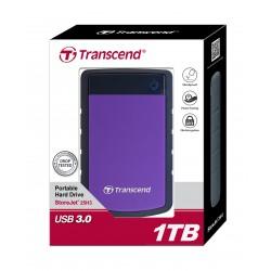 "Disco externo Transcend anti choque 2,5"" USB 3.0 - 1 Tb"