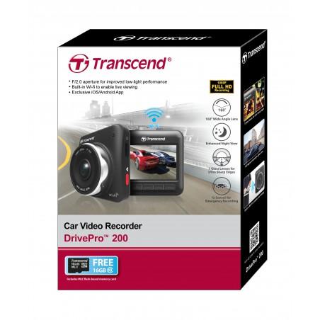 Transcend DP200 Car Video...