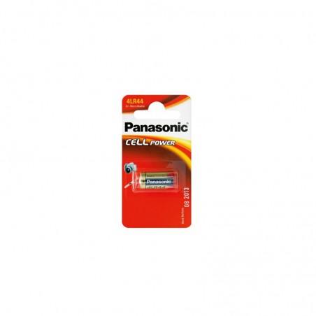 Pilha Panasonic Micro Alcalina 4LR44 - 6V BL1