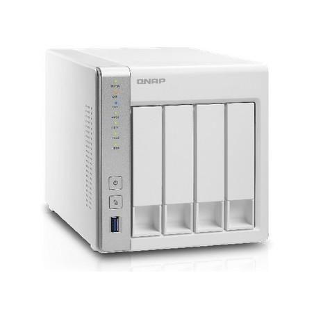 1-bay SATA HDD TurboStation NAS, 3xUSB, 1xGbE, Marvell 800MHz, 256MByte DDRII.