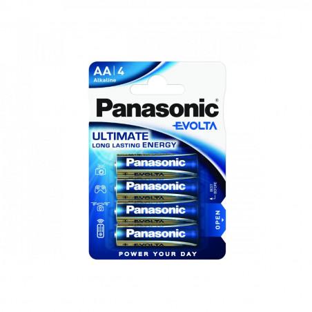 Pilha Panasonic Evolta LR06 BL4