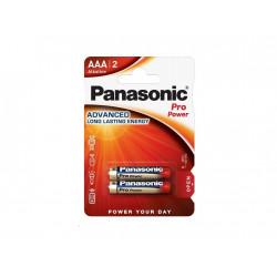 Pilha Panasonic Pro Power LR03 BL2
