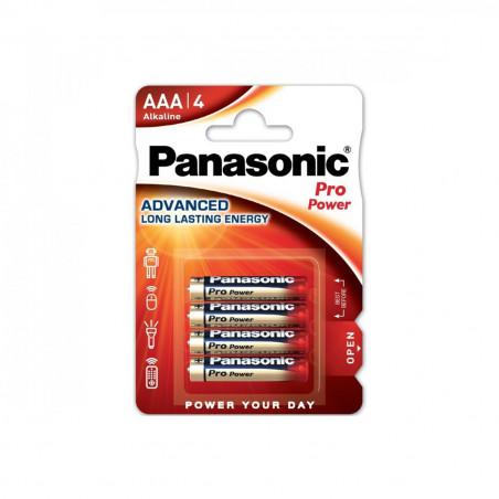 Pilha Panasonic Pro Power LR03 BL4