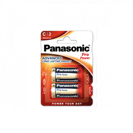 Pilha Panasonic Pro Power LR014 BL2