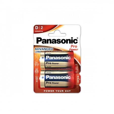 Pilha Panasonic Pro Power LR20 BL2