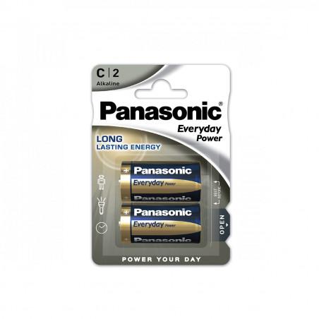 Pilha Panasonic Everyday Power LR014 BL2