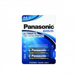Pilha Panasonic Evolta LR06 BL2