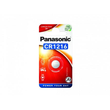 Pilha Panasonic Lítio Botão CR1216 BL1