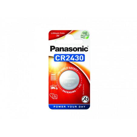 Pilha Panasonic Lítio Botão CR2430 BL1