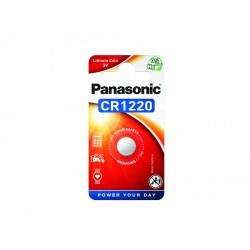 Pilha Panasonic Lítio Botão CR1220 BL1