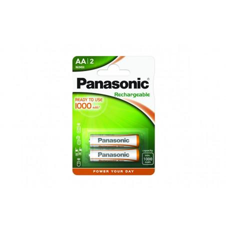 Pilha Panasonic para telefones S/ fios - AA