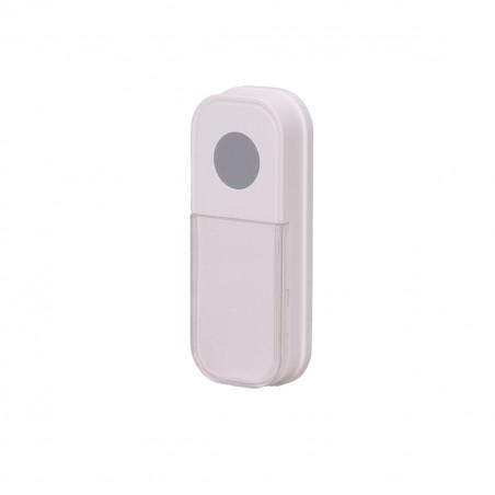 Botão campainha c/ Placa Nome ORNO - Fado serie OR-DB-KF-134, OR-DB-KF-135.