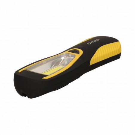 Lanterna de oficina ORNO - 3 x AA (não incluidas), 3W COB LED, Magnetico / pendurar