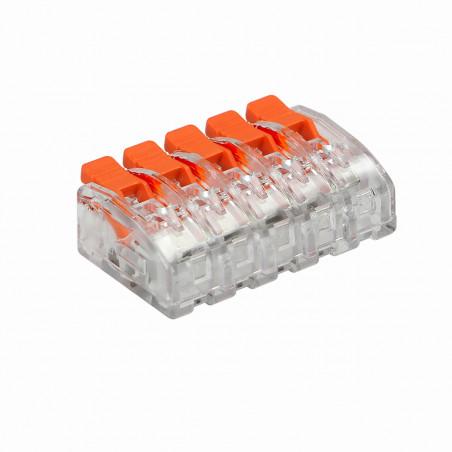 Ligador Splicing 5 fios ORNO - 10Pcs, 0,08-4mm