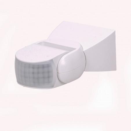 Sensor de Movimento ORNO - Branco 360º/180º, PIR ajustavel, IP65