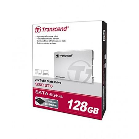 """Disco Transcend SSD 2,5"""" SATA - 128 Gb"""