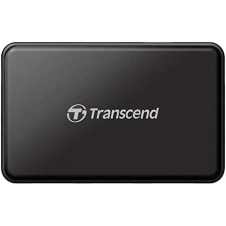 Leitor de cartões Transcend USB 3.0 - HUB3K