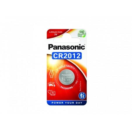 Pilha Panasonic Lítio Botão CR2012 BL1