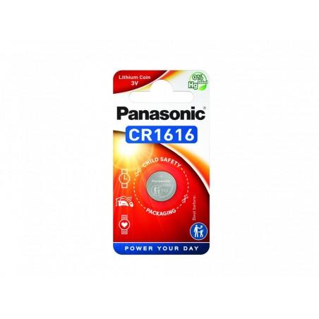 Pilha Panasonic Lítio Botão CR1616 BL1