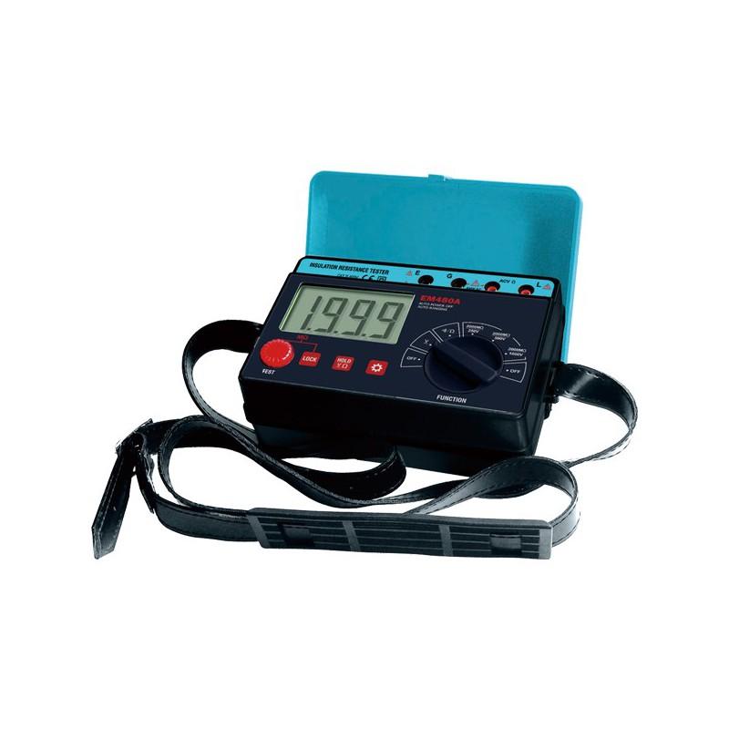Medidor de isolamento Kaise - EM480A