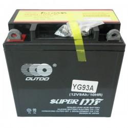 Bateria 12V 9,5Ah