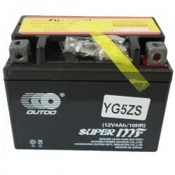 Bateria 12V 4Ah YG5ZS