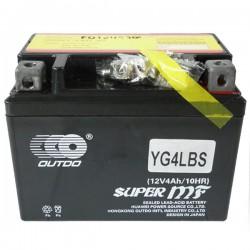 Bateria de Gel 12V 4Ah - YG4LBSOUT