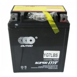 Bateria 12V 7Ah YG7LBS