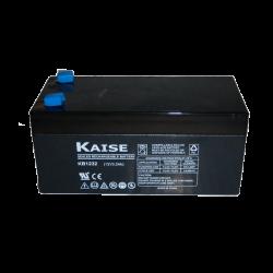 Bateria Kaise Standard 12V 3,2 Ah Terminal F1